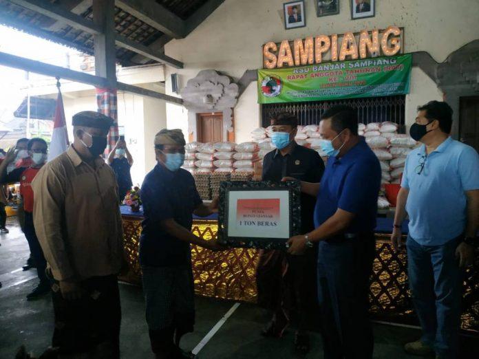 Koperasi Serba Usaha (KSU) Banjar Sampiang Desa Gianyar