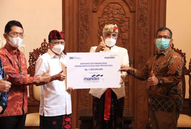 CSR Bank Mandiri