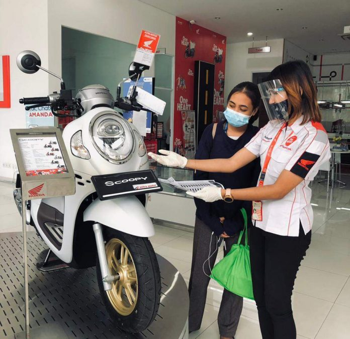Promo Motor Honda