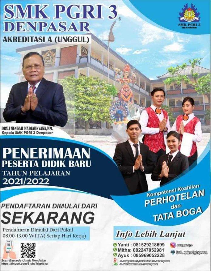 SMK PGRI 3 Denpasar