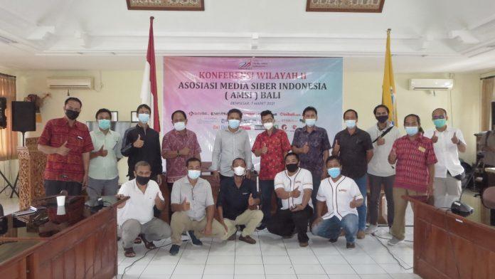 Konferwil II AMSI Bali