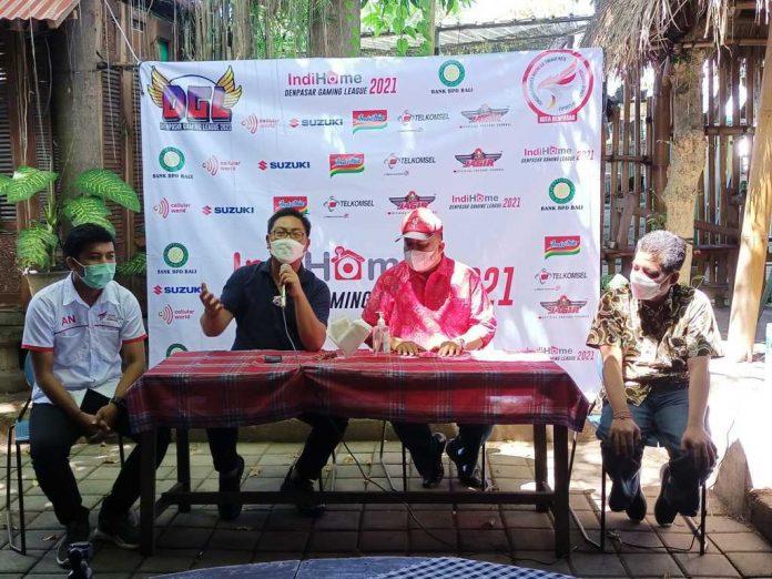 Denpasar Gaming League 2021