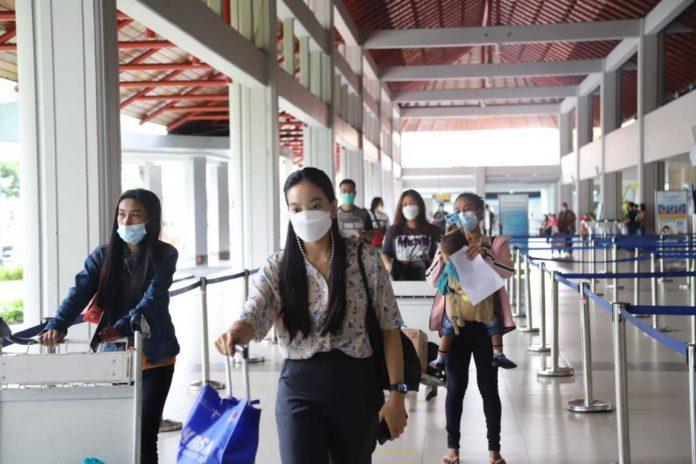 Penumpang Bandara