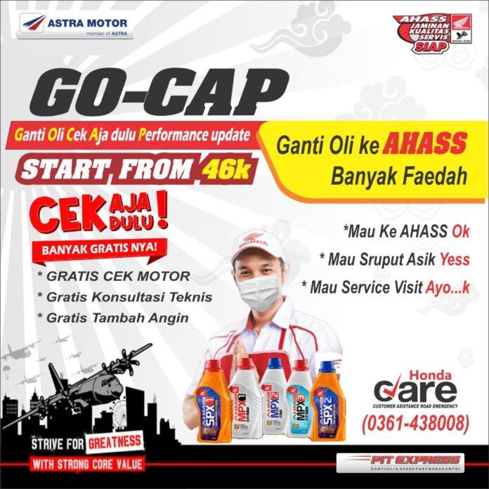 Go-Cap
