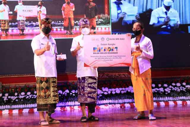 CSR BPD Bali