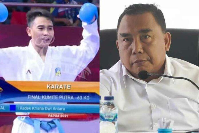 Karate PON Papua