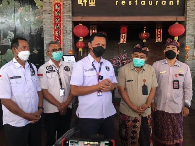 BNNP Bali